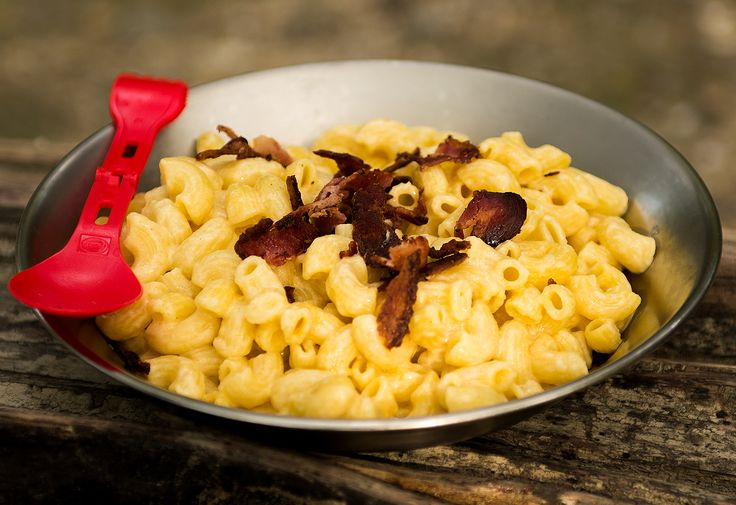 Mac 'n' Cheese baconnel