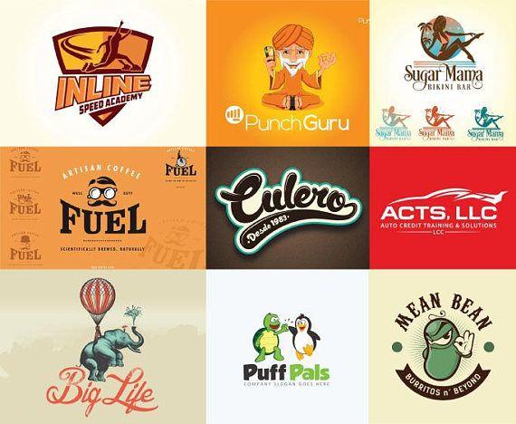 Professionnel Rétro Logo Design-Vintage Logo Design UNLIMITED révisions