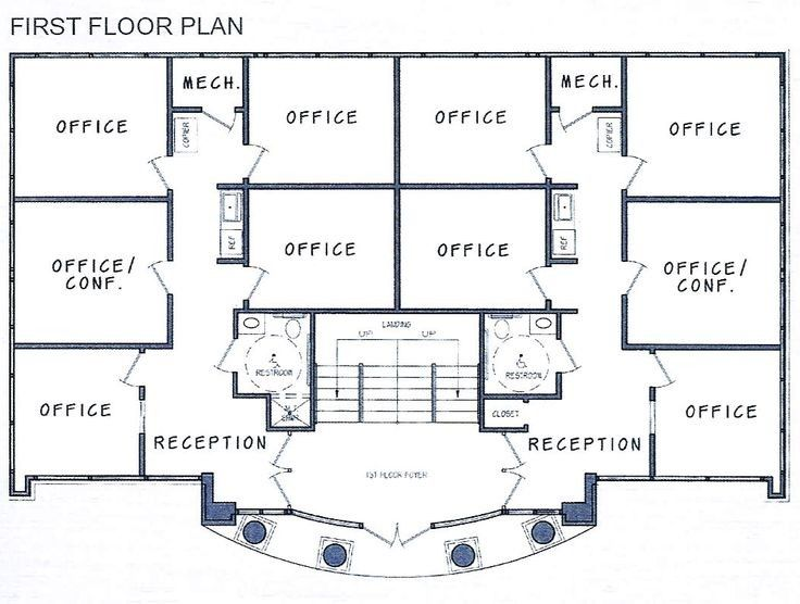 Pin By Ryan Christensen On Real Estate Office Floor Plan Floor Plan Layout Office Building Plans