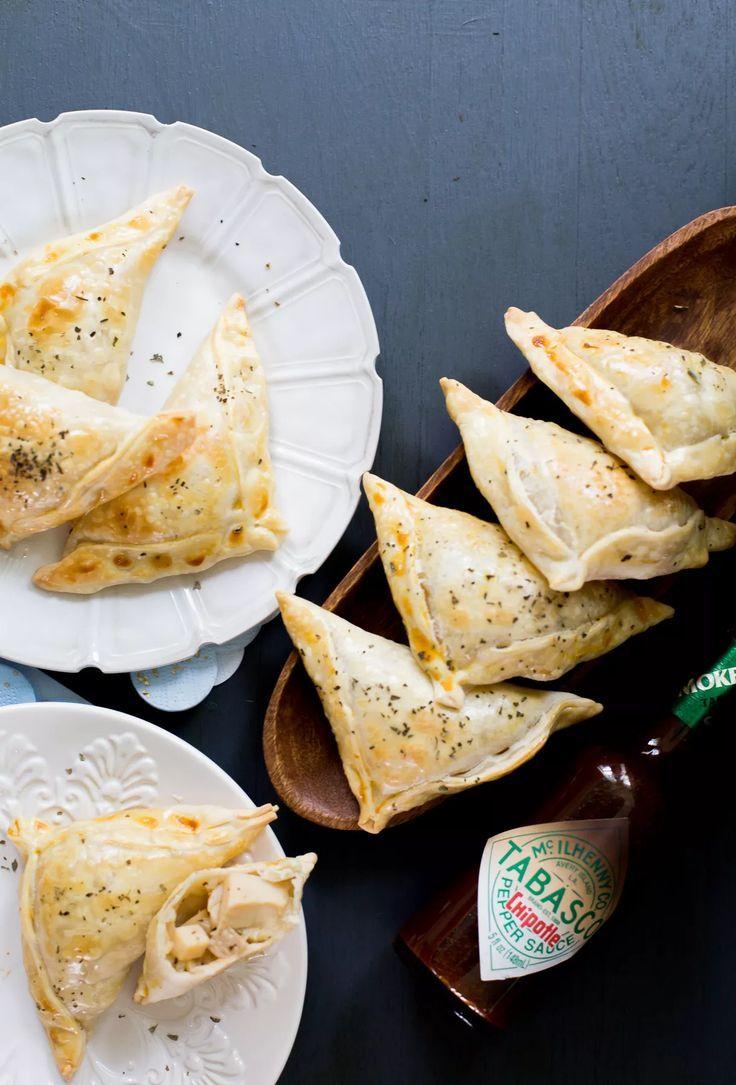 Empanadas de locos, con Chipotle @tabasco  #ad #SABORTabasco