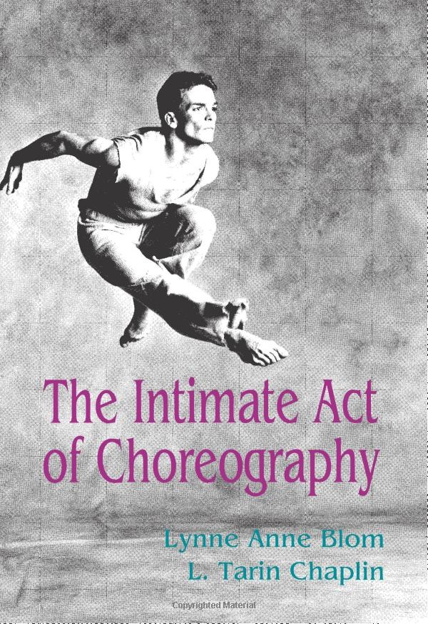 134 best bellydance library books images on pinterest belly amazon the intimate act of choreography 9780822953425 lynne anne blom fandeluxe Choice Image