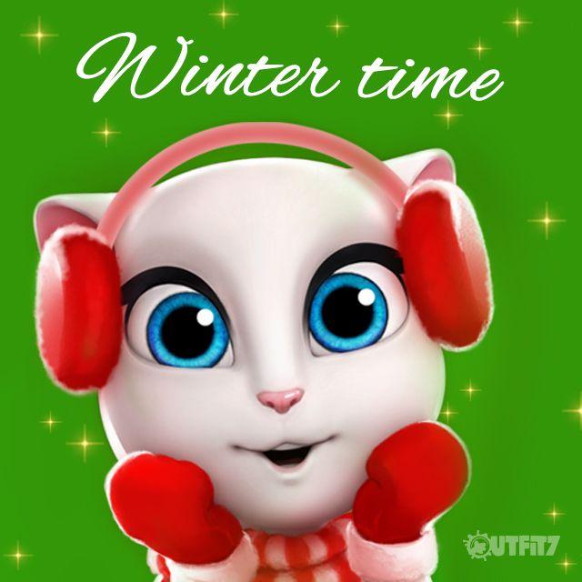 My winter has coziness written all over! Warm jumpers, hot chocolate movie nights …. xo, Talking Angela #TalkingAngela #MyTalkingAngela #LittleKitties #winter #fun #joy #happy #cute