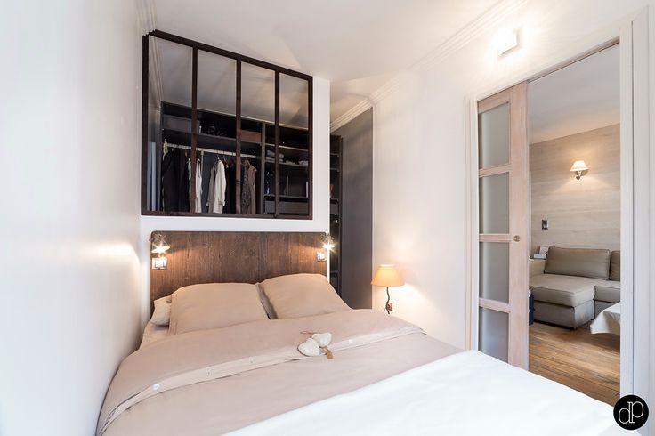 Binnenkijken | Klein wonen op 25m2 in Parijs • Stijlvol Styling - Woonblog •