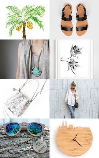 E S C A P E  by Maria on Etsy--Pinned with TreasuryPin.com