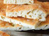 Ricetta Pizza bianca romana....veloce veloce! da Pane al pane....Vino al vino