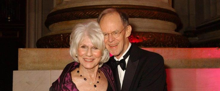 Diane Rehm: My Husband's Slow, Deliberate Death Was Unnecessary Image: Diane and John Rehm