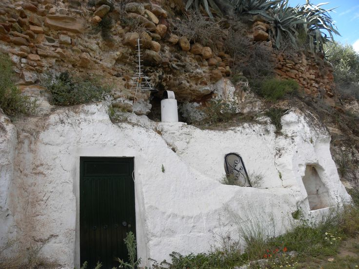 Cuevas de Vilches- Jaén