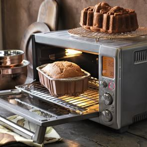 Breville Smart Oven Air With Super Convection Countertop
