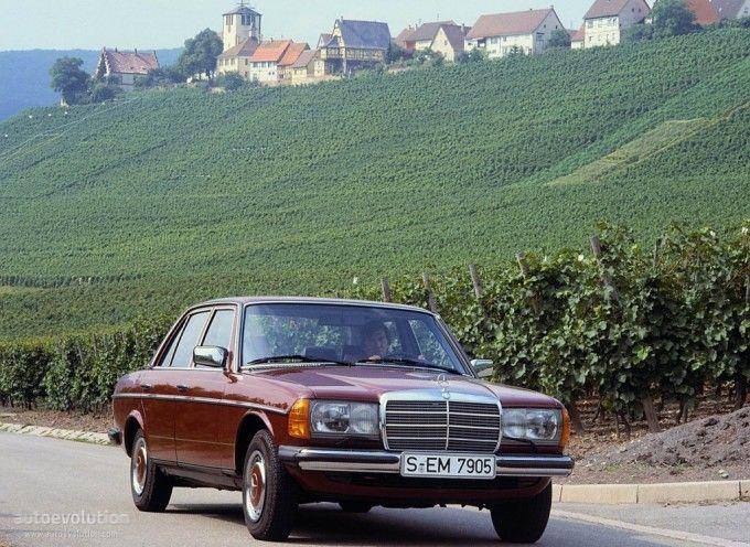 Mercedes W123 E-Class