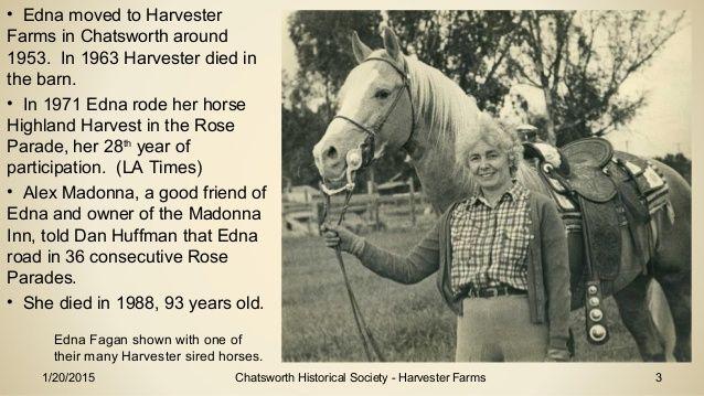 Harvester Farms, Chatsworth, California