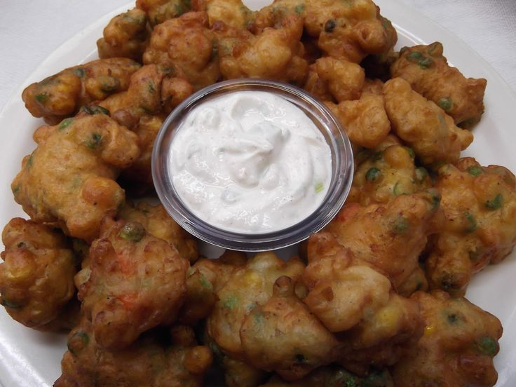 Mariana Island Shrimp Patties This recipe from Guam, makes the best shrimp fritters, on the plane...