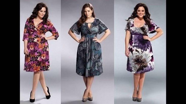 Vestidos casuales de moda para señoras