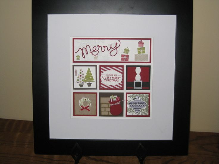 469 best Frames images on Pinterest | Picture frame, Christmas cards ...