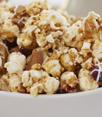 Biscoff Popcorn | Biscoff @Biscoff Cookies Cookies #spreadthelove