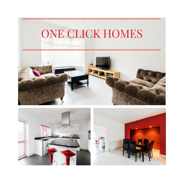 Another lovely property photographed for One Click Homes! 3 Bedroom Family home based in Barking with off street parking,walking distance from the tube and in a fantastic school catchment area! Contact One Click Homes now for viewings! http://oneclickhomes.co.uk/ — with ONE CLICK HOMES. #property #photography #interiors #home #house #sale #design #promote #socialmedia #reception #kitchen #bedroom #gym #entertainment