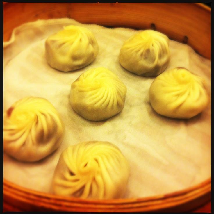 Little Red Bean Dumplings (from DTF)   Food!   Pinterest