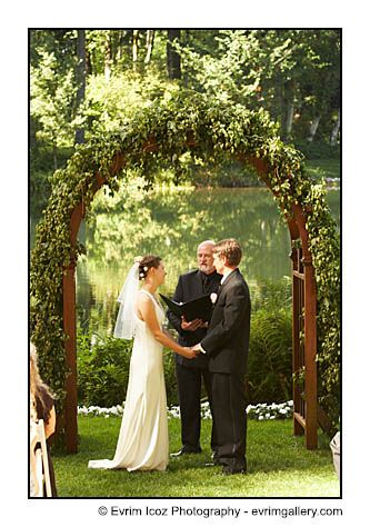 Bridal Veil Lakes Wedding Reception And Ceremony