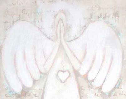 """Check out new work on my @Behance portfolio: """"Angels"""" http://be.net/gallery/33200607/Angels"""