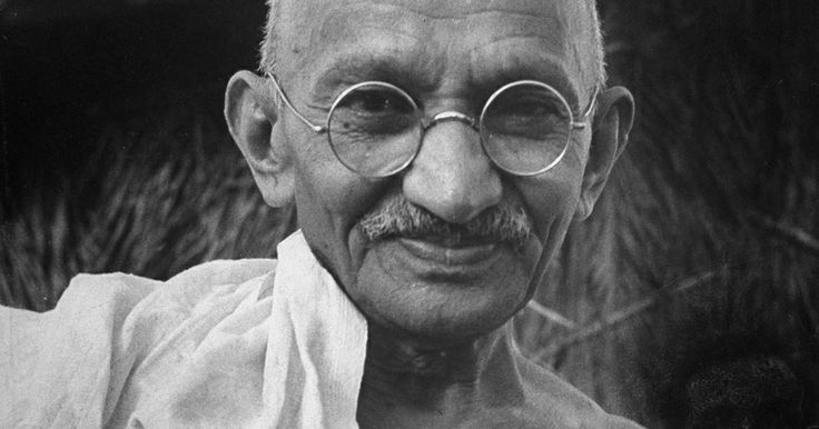 "Mohandas Karamchand Gandhi ""Mahatma"" -1869/1948"