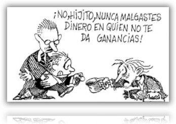 Resultado de imagen para caricaturas o viñetas sobre la educación