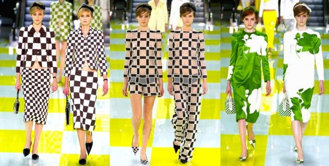 Louis Vuitton en la Semana de la Moda de París-Paris Fashion Week