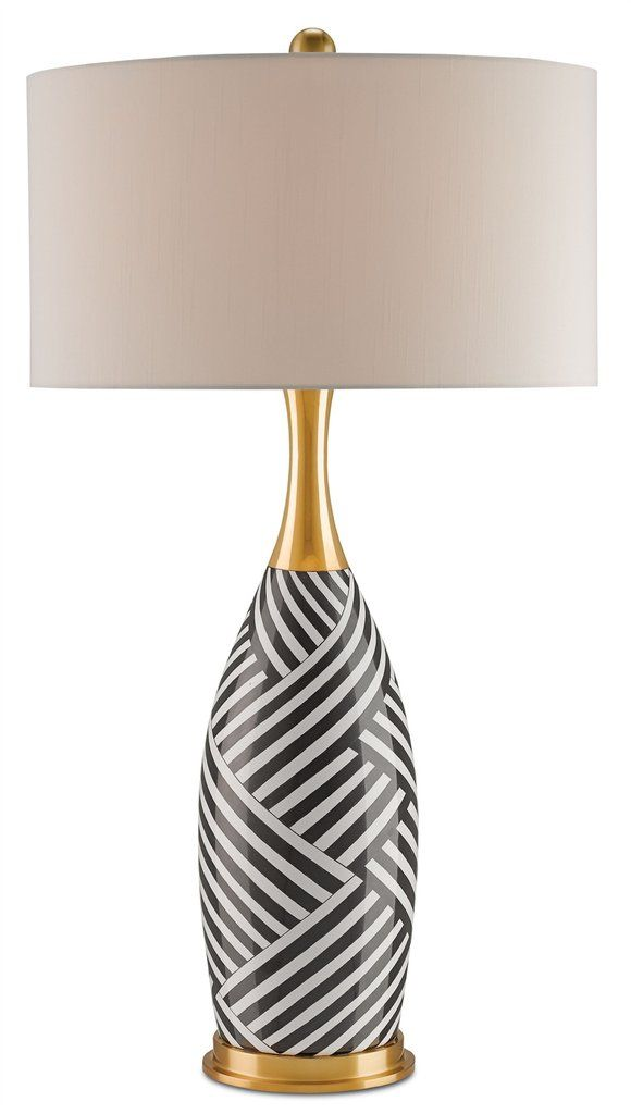 Hester table lamp design by currey company