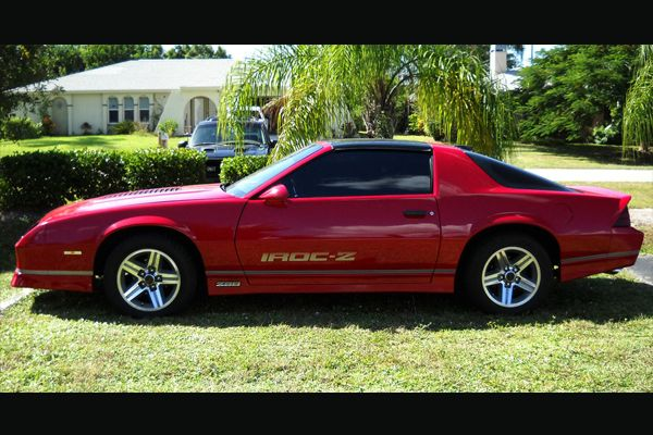 85 Iroc Z Super Chevy Sunday Pinterest