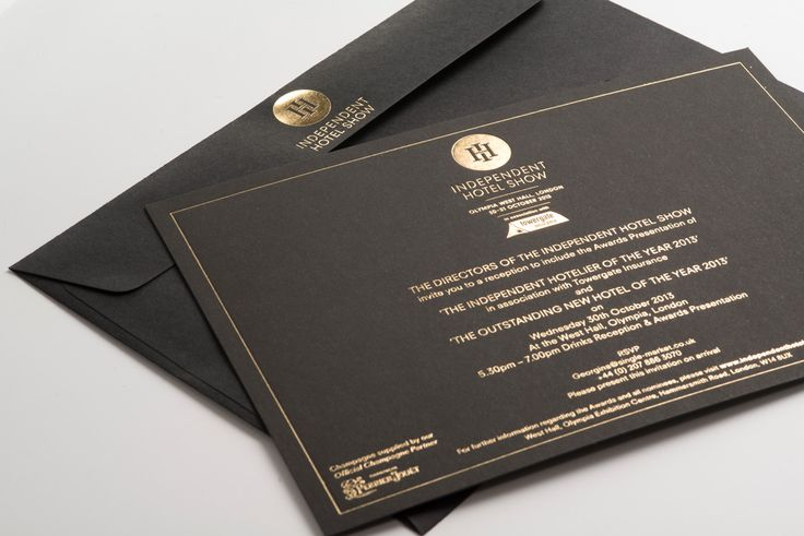 Invitations | Invitation cards embossed business cards printing VIP London