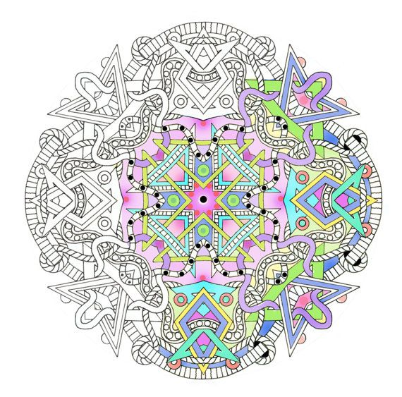 59 Best Images About Mandalas Geometric Designsand