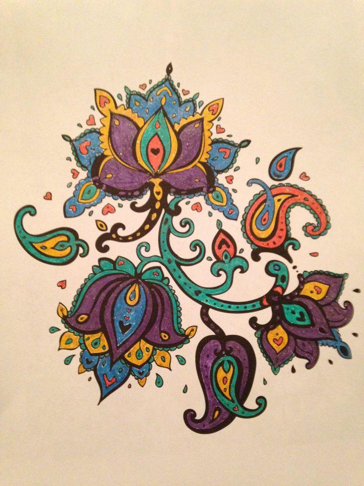 Celebration of Flowers #ColorLife