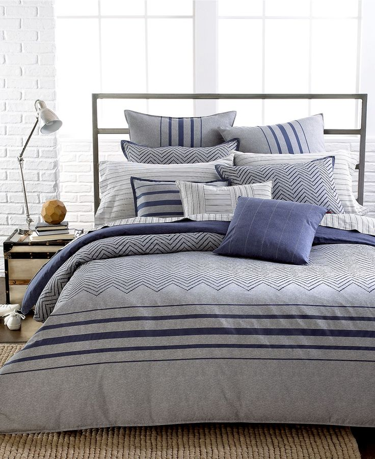 Tommy Hilfiger Bedding, Great Point Collection - Bedding ...