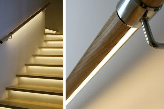 Lighting Basement Washroom Stairs: Smart Ways To Make Your Stairs Safe: Lighten Up