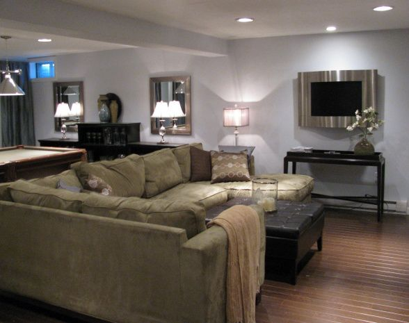 50 Best Images About Small Basement Ideas On Pinterest