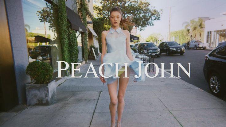 PEACH JOHN 2016 Spring CM