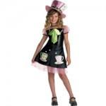 Stunning Mad Hatter Costume For Girls