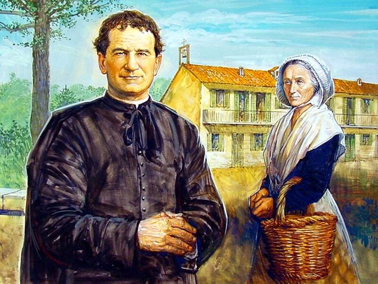 Don Bosco y Mamá Margarita