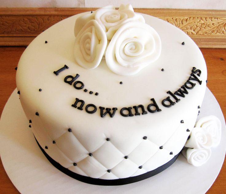 15th Wedding Anniversary Party Ideas: 15th Anniversary Cake