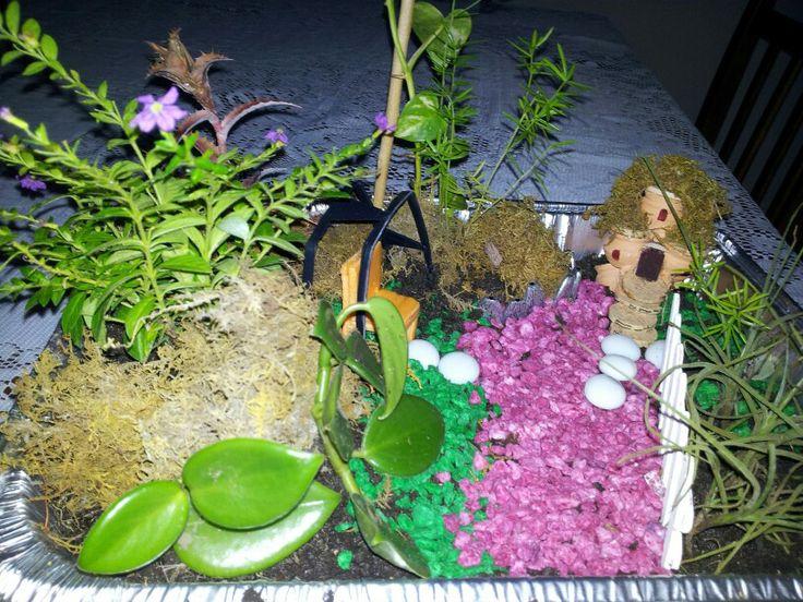 62 best mis jardines en miniatura images on pinterest for Jardines en miniatura