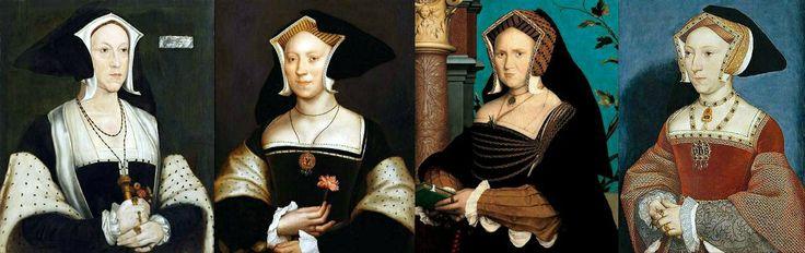 La cour des Tudor sous Henri VIII - Le costume historique