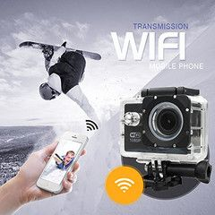$99 for a WIFI 1080P Sports Action Video Camera   DrGrab