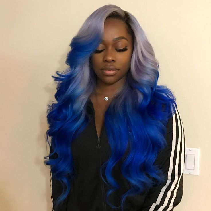 Best 25 Blue Grey Hair Ideas On Pinterest  Silver Grey Hair Dye Silver Blu