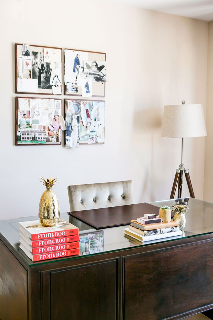 best 25 office setup ideas that you will like on pinterest desks cool desk ideas and office. Black Bedroom Furniture Sets. Home Design Ideas