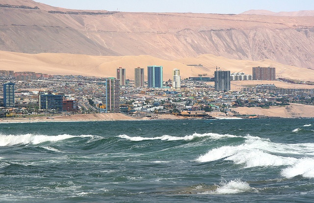 Iquique. Chile. 2007 by davepope, via Flickr