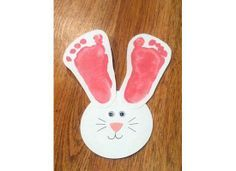 Cute idea for baby's first Easter.