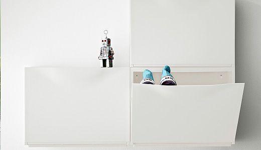 Höhenverstellbarer Schreibtisch Ikea Test ~ schuhschränke günstig online kaufen ikea ikea trones aufbewahrung