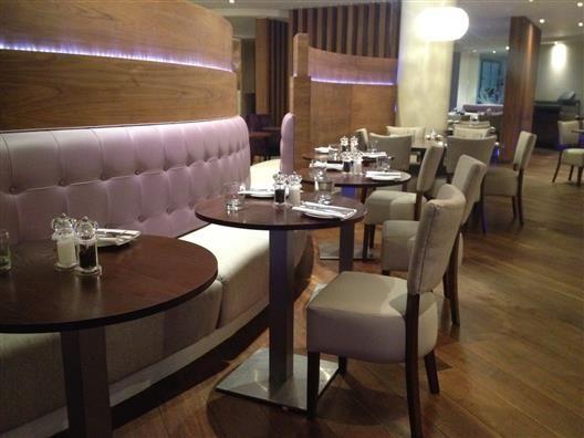 Thistle Hotel Euston, London #hotel #interiors #contractfurniture
