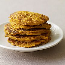 South African Pumpkin Fritters - http://www.weightwatchers.com/food/rcp/RecipePage.aspx?recipeid=224941#