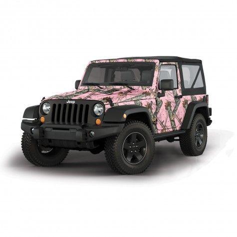 Jeep Wrangler Camouflage Wraps Amazing Love Jeep