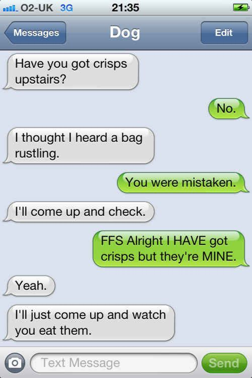 Funny Text Messages To Send To A Guy You Like