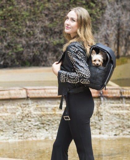 Bolsos para perros | Cyriano Dogwear Outfit.